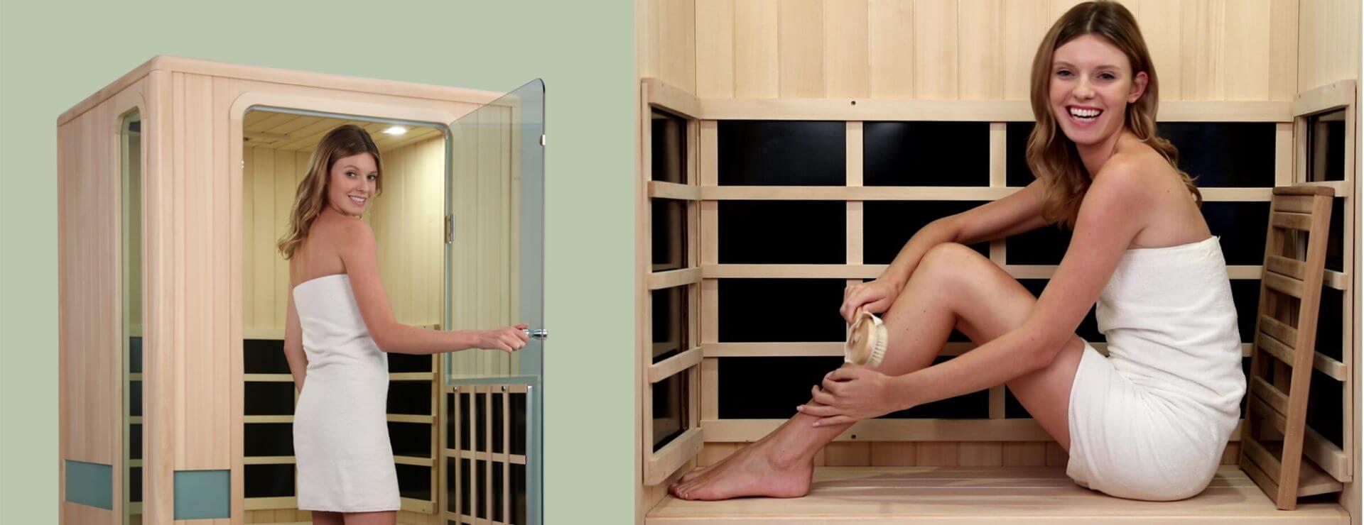 EV 25 Infrared Sauna