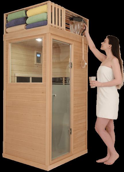 Mini Sauna Gallery