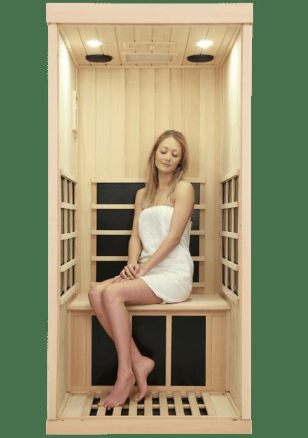 Evolve 10 Sauna Seating