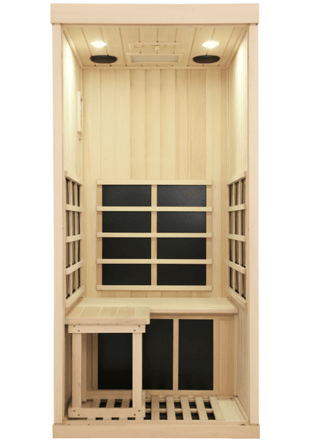 Evolve 10 Sauna movable Bench