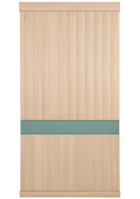 Evolve 10 Sauna Side View