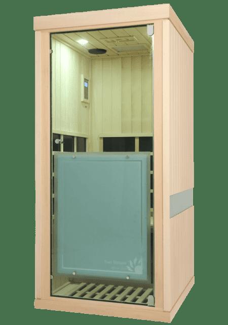 Evolve 10 Sauna Exterior